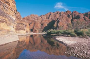 #kimberleys #westaustralien #australien #blueskytravel #reisespezialist #bunglebungles #purnululunationalpark #picanninycreek