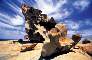 #känguruh #KangarooIsland #southaustralia #südaustralien #blueskytravel #reisespezialist #remarkablerocks #flinderschasenationalpark