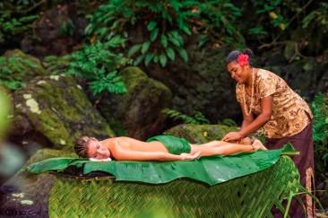 Fidschi Massage Wellness