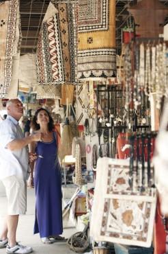Markt Fidschi