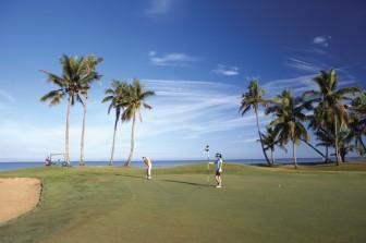 Golfen Fidschi