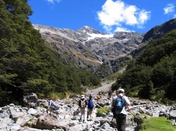 Arthurs Pass Neuseeland Walk