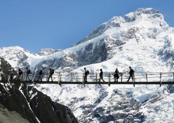 Neuseeland Walk