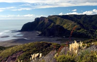 Karekare Beach Auckland Neuseeland