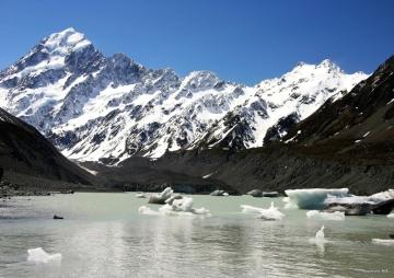 Mt Cook Neuseeland