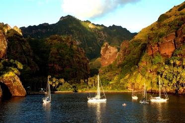 #blueskytravel #reisespezialist #tahiti #französischpolynesien #aranui5 #kreuzfahrt #marquesas #fatuhiva #bayofvirgins
