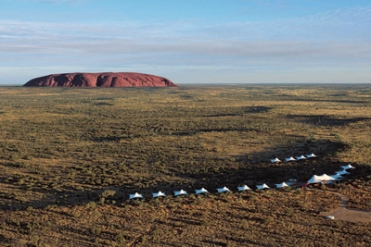 #Longitude131 #BlueSkyTravel #ayersrock #australien
