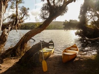 #margretriver #kajatour #westernaustralia #australien #blueskytravel