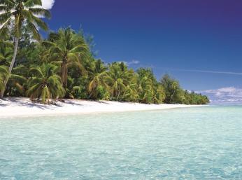 Aitutaki-Beach Cook Islands