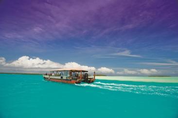 Aitutaki-Lagoon Cook Islands
