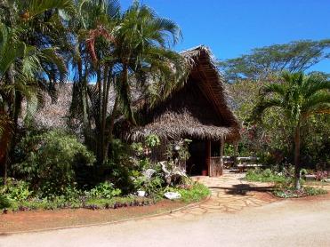 Villas Kuras Atiu Cook Inseln