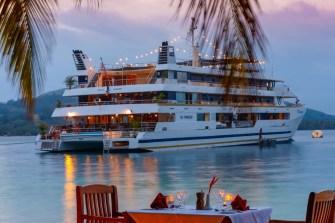 Fiji Princess Blue Lagoon Cruises Fidschi