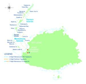 Captain Cook Cruises Yasawa Island Cruise Fidschi