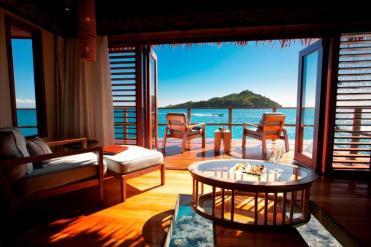 Likuliku Lagoon Resort, Malolo Island, Fidschi