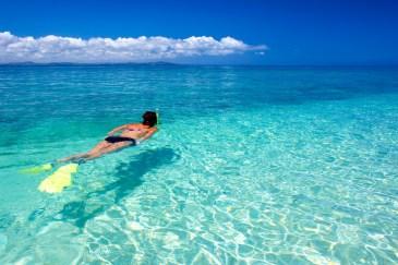 Mamanucas Blue Lagoon Cruises Fidschi Unterwasser