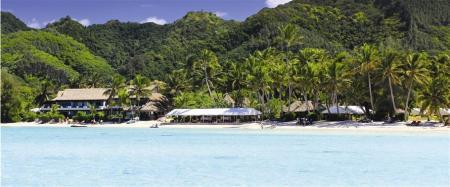 Pacific Island Resort Rarotonga Cook Islands