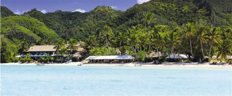 Pacific Island Resort Rarotonga Cook Islands
