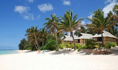 Palm Grove Aitutaki Cook Islands