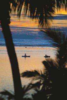 Rarotonga-Beach Cook Islands