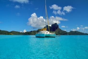Segeln Tahiti