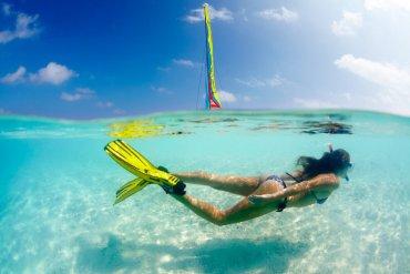 Tadrai Island Resort, Fidschi Unterwasser