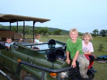 Ants Nest Safari Südafrika ZA