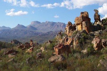 Cederberge Südafrika ZA