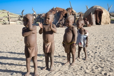 Damaraland Himba Namibia