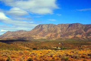 Route 62 Karoo Südafrika