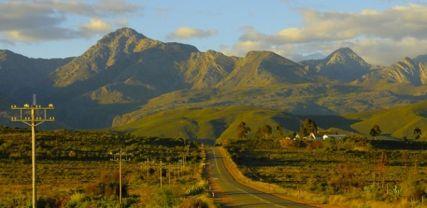 Oudtshoorn Kleine Karoo Südafrika