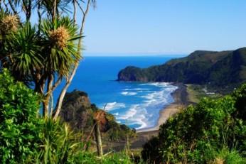 west coast Neuseeland