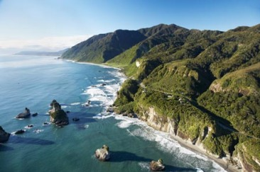 West COast Südinsel Neuseeland