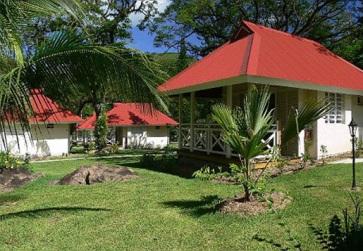 Evasion Hotel, Sarraméa, Neukaledonien