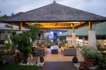 Hotel Hibiscus, Koné, Neukaledonien