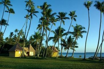 Hotel Koulnoué Village, Hienghène, Neukaledonien