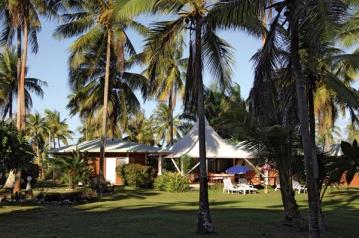 Hôtel Oasis de Kiamu, Lifou, Neukaledonien