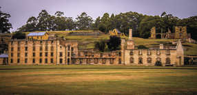 #Australia #australien #tasmania # blueskytravel #portarthur