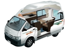Apollo Hitop Camper