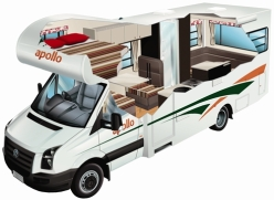 Apollo Euro Star Camper
