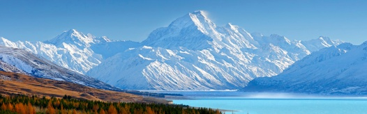 Aoraki / Mount Cook NZ