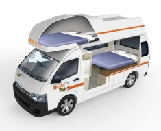 #britz #camper #voyager #neueversion #blueskytravel