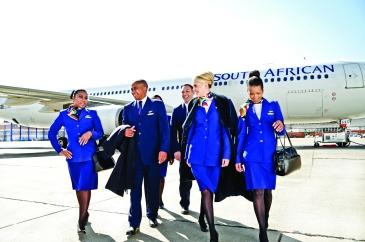 #blueskytravel #southafricanairways #saa #reisespezialist #australien #neuseeland# südsee #namibia #crew