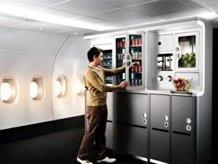 #blueskytravel #qantas #reisespezialist #australien #neuseeland# südsee #namibia #EconomyClass #Snackbar #A380