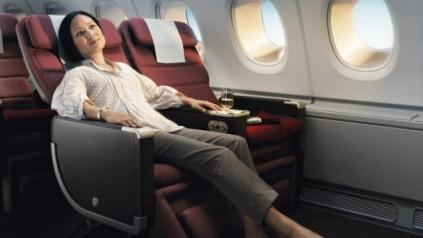 #blueskytravel #qantas #reisespezialist #australien #neuseeland# südsee #namibia #premiumeconomyclass #sitz