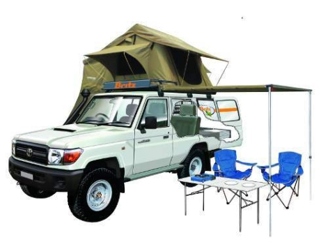 #blueskytravel #britz #camper #allrad #safairlandcruiser