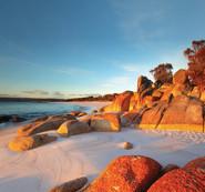 Tasmanien quadratisch