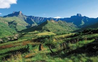 Drakensberge Südafrika