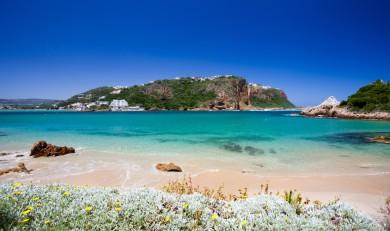 Knysna Lagoon Südafrika