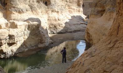Sesriem Canyon Namibia