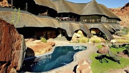 Twyvelfontein Lodge Namibia